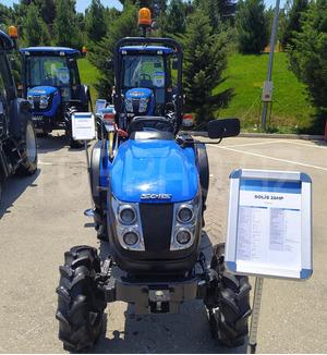 Traktor SOLİS 26HP
