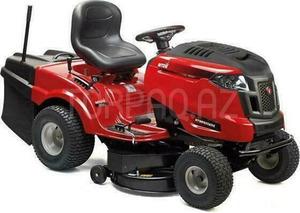 Qazon biçən traktor