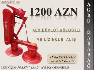 165 OT BİÇMƏ