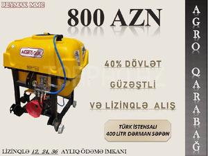 DƏRMAN SƏPƏN 600 LİTR